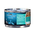 Pro Plan Pro Plan Wet Cat Food Adult Urinary Tract Health Chicken In Gravy 24 x 85g