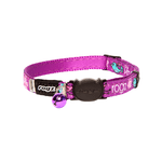 Rogz Rogz Fancycat Collar Safeloc Lovebirds