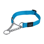 Rogz Rogz Obedience Collar Turquoise