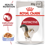 Royal Canin Royal Canin Feline Adult Instinctive In Jelly 12 x 85g