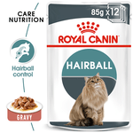 Royal Canin Royal Canin Feline Hairball Care In Gravy 12 x 85g