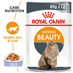 Royal Canin Royal Canin Feline Intense Beauty In Jelly 12 x 85g