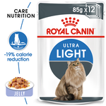 Royal Canin Royal Canin Feline Light Ultra In Jelly