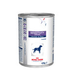 Royal Canin Veterinary Diet Royal Canin Veterinary Diet Canine Sensitivity Control Chicken And Rice Cans 12 x 420g