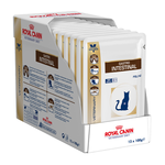 Royal Canin Veterinary Diet Royal Canin Veterinary Diet Feline Gastrointestinal Pouches 12 x 100g