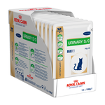 Royal Canin Veterinary Diet Royal Canin Veterinary Diet Feline Urinary Chicken Pouches 12 x 100g