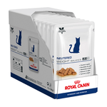 Royal Canin Veterinary Diet Royal Canin Veterinary Diet Feline Weight Balance Neutered Pouches 12 x 100g