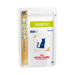 Royal Canin Veterinary Diet Royal Canin Veterinary Diet Wet Cat Food Diabetic 12 x 100g