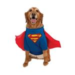 Rubies Deerfield Rubies Deerfield Dog Costume Dc Comics Superman Deluxe