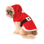 Rubies Deerfield Rubies Deerfield Dog Costume Santa Claus
