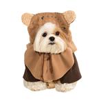 Rubies Deerfield Rubies Deerfield Dog Costume Star Wars Ewok Deluxe
