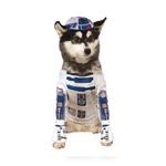 Rubies Deerfield Rubies Deerfield Dog Costume Star Wars R2 D2
