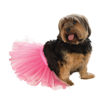 Rubies Deerfield Rubies Deerfield Dog Costume Tutu Dress Pink