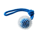 Ruff Play Ruff Play Durable Spiky Ball Tug Rope