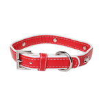 Rufus and Coco Rufus And Coco Dog Collar Bones Red