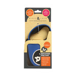 Rufus and Coco Rufus And Coco Dog Lead Retractable Large Blue