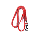 Rufus and Coco Rufus And Coco Dog Lead Stop Jolt Stretch Red