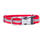 Rufus and Coco Rufus And Coco Kings Cross Collar Red