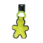 Scream Scream Cross Ropes Tug Man Green