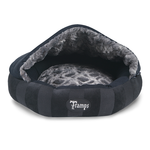 Scruffs Scruffs Tramps Aristocat Dome Bed Black
