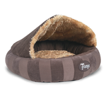Scruffs Scruffs Tramps Aristocat Dome Bed Brown