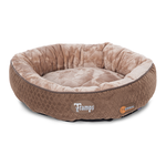 Scruffs Scruffs Tramps Thermal Ring Bed Chocolate