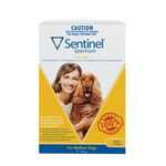 Sentinel Sentinel Spectrum Chews Medium Yellow