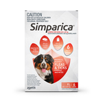 Simparica Simparica Flea Tick Chews Extra Large Dog