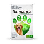 Simparica Simparica Flea Tick Chews Large Dog