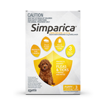 Simparica Simparica Flea Tick Chews Puppy
