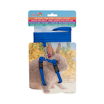 Small Animal Care Small Animal Care Harness And Lead Set Rabbit Blue