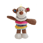Snuggle Friends Snuggle Friends Puppy Toy Monkey With Teether
