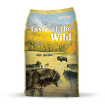 Taste of the Wild Taste Of The Wild High Prairie Bison Venison 13kg