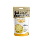 Tidbits Tidbits Dog Treats Banana And Yoghurt Buttons