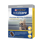 Total Care Total Care Allwormer Chocolate Dog