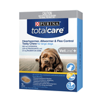 Total Care Total Care Allwormer Heartwormer Flea Control Large Dog