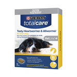 Total Care Total Care Tasty Chew Allwormer Heartworm Large Dog