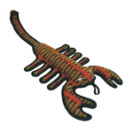 Tuffy Tuffy Desert Creature Series Scorch The Scorpion