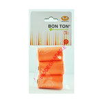 United Pets United Pets Bon Ton Waste Bags Orange