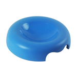 United Pets United Pets Cat Bowl Kitty Blue