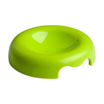 United Pets United Pets Cat Bowl Kitty Green