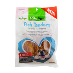 Vitapet Vitapet Dog Treats Jerhigh Fish Tenders