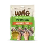 WAG Wag Dog Treats Kangaroo Caps