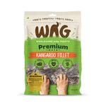 WAG Wag Dog Treats Kangaroo Fillet