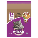 Whiskas Whiskas Adult Beef And Lamb