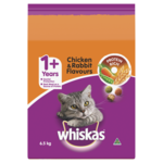 Whiskas Whiskas Adult Chicken And Rabbit