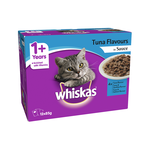 Whiskas Whiskas Wet Cat Food Adult Tuna Flavours Sauce