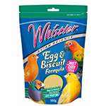 Whistler Whistler Bird Egg And Biscuit With Vanilla Formula 500g