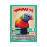 Wombaroo Wombaroo Lori And Honeyeater Food 1.5kg