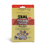 Zeal Zeal Dog Treats Free Range Naturals Beef Jerky